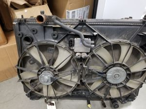 Lexus Ls460 Radiator Assembly with Condenser and Control Module OEM for Sale in San Diego, CA