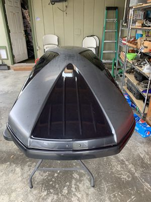 Thule cargo box for Sale in Portland, OR