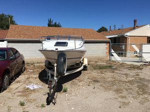 Boat for sale for Sale in West Valley City, UT