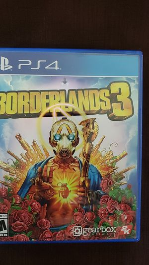 PS4 Borderlands 3 for Sale in West Puente Valley, CA
