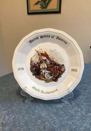 1776-1976 Collectors plate for Sale in Alexandria, VA
