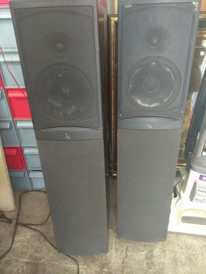 Infinity Reference 2000.4 Speakers, Great sounding for Sale in Las Vegas, NV