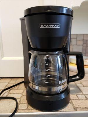Black and Decker Coffee Maker for Sale in Tacoma, WA