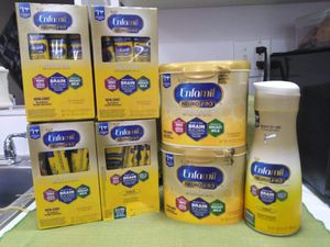 👶 ENFAMIL NEUROPRO BABY FORMULA PACKAGE 👶 for Sale in North Miami Beach, FL