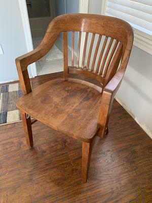 Walnut chair for Sale in Milton, DE