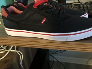Brand new Levi shoes size 12 for Sale in Tampa, FL