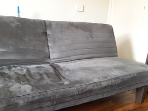 Gray Futon for Sale in Port Chester, NY