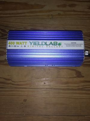 Yield Lab 400 Watt Digital Dimming Ballast for Sale in El Dorado, AR
