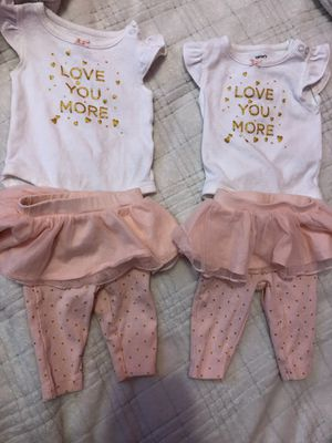Baby girl clothing for Sale in Chicago, IL