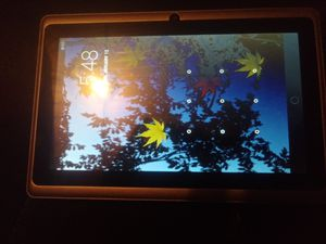 Locked iRulu tablet with charger for Sale in Dallas, TX