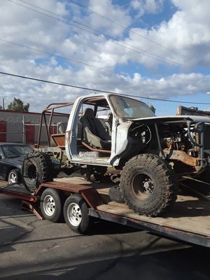 Off road truck and trailer combo for Sale in Tempe, AZ