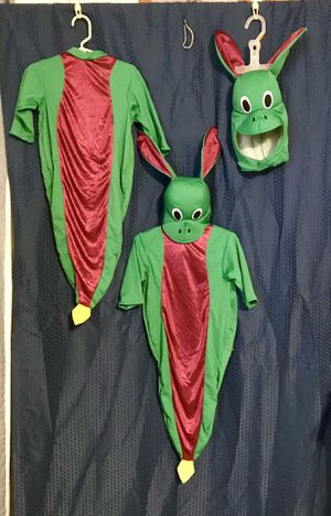 A Set of-BABY DRAGON-costumes-sz(0-6mos) for Sale in Las Vegas, NV