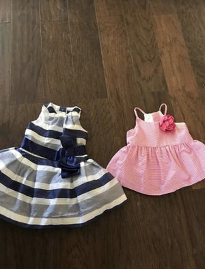 Janie & jack dresses for Sale in Oakley, CA