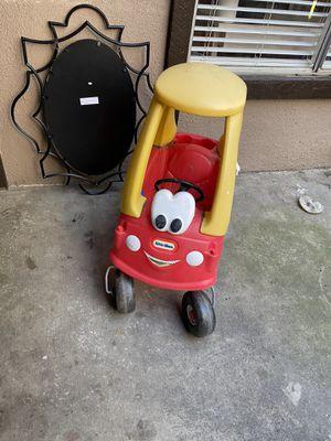 Little tikes car for Sale in Visalia, CA