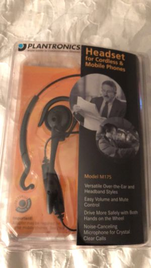 Headset for Sale in Mansfield, TX