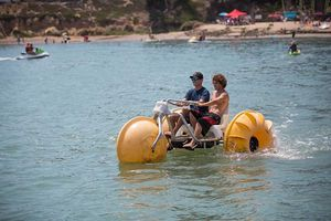 Water trike pedal boat for Sale in Azusa, CA