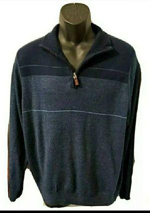 Dockers Dark Blue 1/4 Zipper Sweater for Sale in Middletown, MD