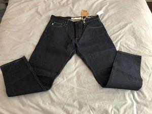 Men's Brand New Vans Dark Denim Jeans for Sale in Anaheim, CA