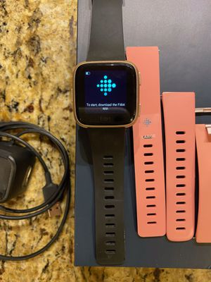 Fitbit Versa for Sale in Livonia, MI