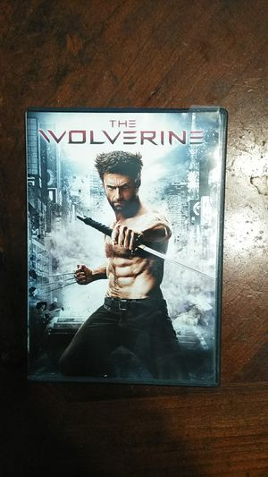 The wolverine dvd for Sale in Spring Valley, CA