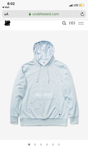 Undefeated Mesh Hoodie for Sale in Los Angeles, CA