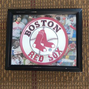 Red Sox framed picture for Sale in East Lyme, CT