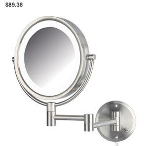 Wall mounted light mirror for Sale in Kissimmee, FL