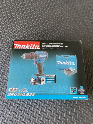 Makita 12V Drill Kit for Sale in Belle Isle, FL