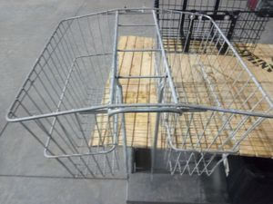 Vintage Dual side rear wheel rack for Sale in Phoenix, AZ