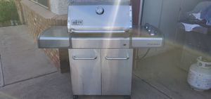 Weber Genesis S-310 propane bbq grill for Sale in Sun City, AZ