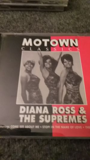 Diana Ross and the Supremes CD for Sale in Shelton, CT