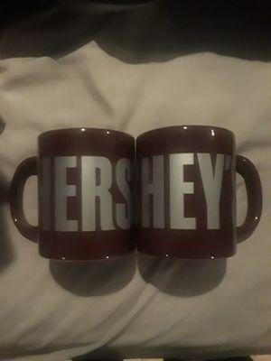 Hershey's matching mugs for Sale in Bellflower, CA