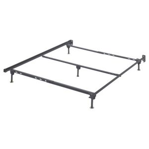 Metal Bed Frame Queen for Sale in Deer Park, IL