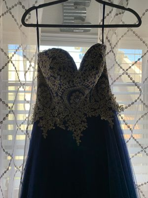 Ball gound dress/ prom dress/ homecoming for Sale in San Diego, CA
