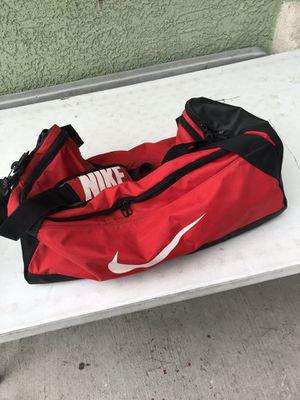 Nike Duffle bag for Sale in North Las Vegas, NV