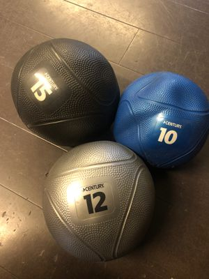 Weighted balls for Sale in Lynwood, CA