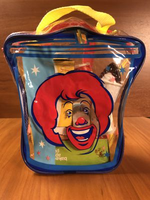 McDonalds kids backpack & toys for Sale in March Air Reserve Base, CA