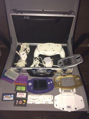 Nintendo Gameboy Advance bundle / 4 Games for Sale in Pavilion, NY
