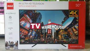 "50"" RCA Led uhd 4k Tv for Sale in Fontana, CA"