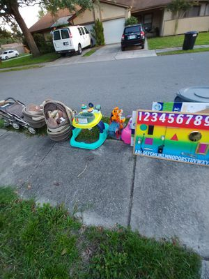 Curb alert - free for Sale in Aloma, FL