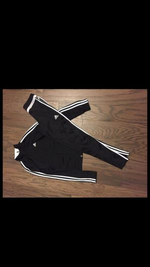 Adidas Original 3 Stripes Climacool Track Jacket and Pants Sportswear Size XS for Sale in Ashburn, VA