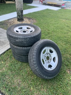 Chevy Silverado rims for Sale in Fellsmere, FL