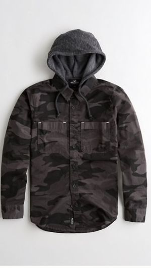HOLLISTER BRAND NEW.... SIZE MEDIUM , LARGE AND XLARGE...$35 dlls ...PRICE IS FIRM/NO LESS/ NO SHIP/NO DELIVERY for Sale in Colton, CA