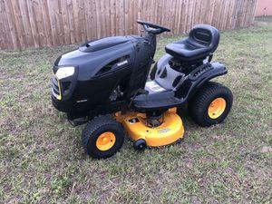 Poulan pro riding lawn mower for Sale in Lake Wales, FL