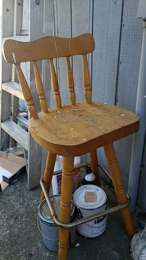 Free bar stool for Sale in Lynnwood, WA