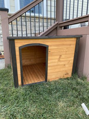 Dog house for $60 for Sale in Dublin, OH