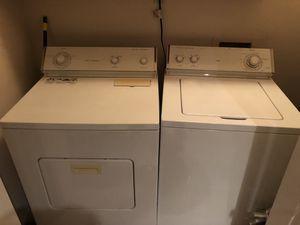 Whirlpool washer & dryer set for Sale in Longwood, FL
