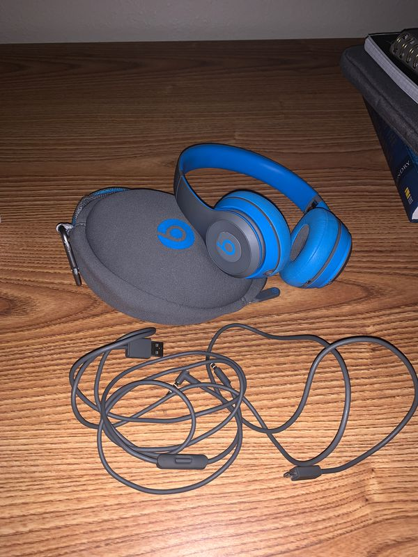 Wireless Beats headphones