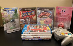 Assorted Nintendo items: GameCube Wii, 3ds, Wii U for Sale in Vacaville, CA