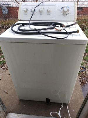 Whirlpool Washer & Dryer for Sale in Indianapolis, IN